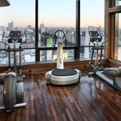 Panamericano Buenos Aires Hotel фитнесс-зал