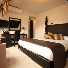 Отель La Roseraie Бельгия, Веммель - отзывы, цены и фото номеров - забронировать отель La Roseraie онлайн сейф в номере