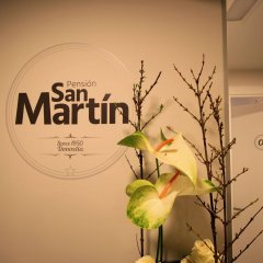 Отель Pensión San Martin спа