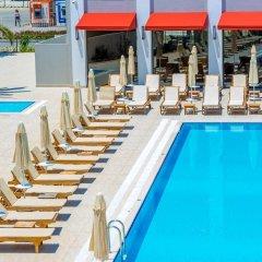 Julian Marmaris Турция, Мармарис - отзывы, цены и фото номеров - забронировать отель Julian Marmaris онлайн бассейн фото 2