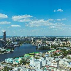 Visotsky Hotel and Apartment Екатеринбург пляж