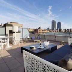 Hotel SB Icaria barcelona балкон