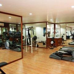 Отель Pride Sun Village Resort And Spa Гоа фитнесс-зал
