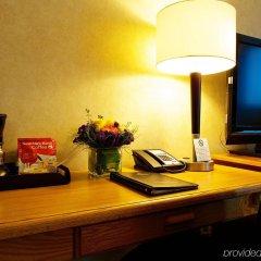 Отель GEC Granville Suites Downtown удобства в номере