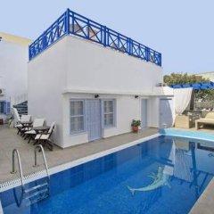 Отель San Giorgio Греция, Остров Санторини - отзывы, цены и фото номеров - забронировать отель San Giorgio онлайн бассейн фото 2