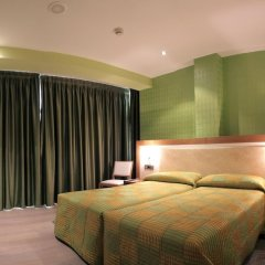 Отель Montedobra Испания, Торрелавега - отзывы, цены и фото номеров - забронировать отель Montedobra онлайн комната для гостей фото 3