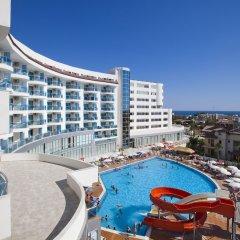 Narcia Resort Side Турция, Сиде - отзывы, цены и фото номеров - забронировать отель Narcia Resort Side - All Inclusive онлайн балкон