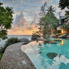 Отель Mom Tri S Villa Royale пляж Ката бассейн фото 2