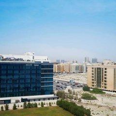 Отель Melia Dubai балкон