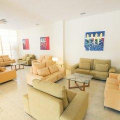Azuline Hotel Pacific комната для гостей