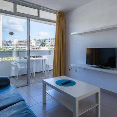 Отель TAGOROR Плайя дель Инглес комната для гостей фото 4