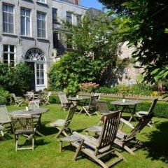 Отель Patritius Бельгия, Брюгге - отзывы, цены и фото номеров - забронировать отель Patritius онлайн фото 4