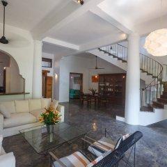 Отель Villa Aurora, Galle Fort Шри-Ланка, Галле - отзывы, цены и фото номеров - забронировать отель Villa Aurora, Galle Fort онлайн интерьер отеля