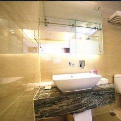Отель Days Inn Hotspring Xiamen Сямынь ванная фото 2