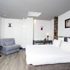Hotel Mademoiselle Париж комната для гостей фото 5