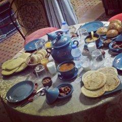 Отель Riad La Porte Du Bouregreg питание фото 2