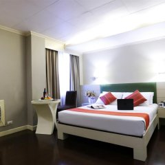 Отель Best Western Hotel La Corona Manila Филиппины, Манила - 2 отзыва об отеле, цены и фото номеров - забронировать отель Best Western Hotel La Corona Manila онлайн комната для гостей фото 2