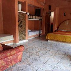 Отель J.B. Мексика, Сиуатанехо - отзывы, цены и фото номеров - забронировать отель J.B. онлайн комната для гостей фото 5