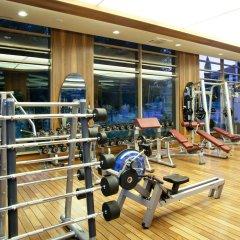 Отель Gloria Serenity Resort - All Inclusive фитнесс-зал фото 2
