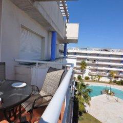 Отель Port Canigo Испания, Курорт Росес - отзывы, цены и фото номеров - забронировать отель Port Canigo онлайн балкон