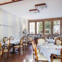 Отель Admiral Hotel Италия, Милан - 1 отзыв об отеле, цены и фото номеров - забронировать отель Admiral Hotel онлайн питание фото 3