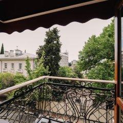 Гостиница Фидан Сочи балкон фото 2