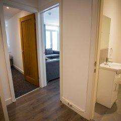 Отель Celebrity Apartments Великобритания, Брайтон - отзывы, цены и фото номеров - забронировать отель Celebrity Apartments онлайн ванная