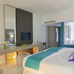 King Evelthon Beach Hotel & Resort комната для гостей фото 16