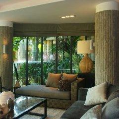 Апартаменты Aspasia Kata Luxury Resort Apartment пляж Ката Яй интерьер отеля фото 3