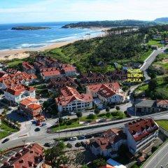 Hotel Bemón Playa пляж