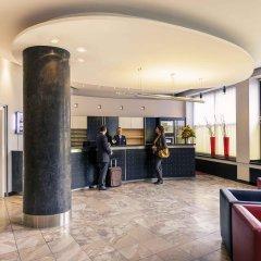 Отель Mercure Düsseldorf City Center интерьер отеля