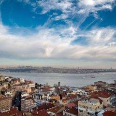 Cihangir Hotel Турция, Стамбул - отзывы, цены и фото номеров - забронировать отель Cihangir Hotel онлайн приотельная территория