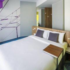 Гостиница Ibis Styles Lviv Center комната для гостей