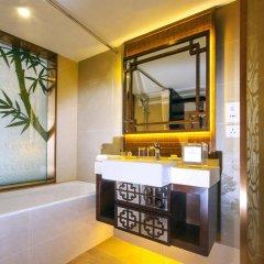 Hotel Beverly Plaza ванная фото 2