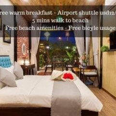 Отель An Bang Stilt House Хойан спа