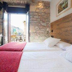 Отель Pension Aldamar Сан-Себастьян комната для гостей