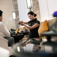 Отель InterContinental Shanghai Hongqiao NECC спа фото 2