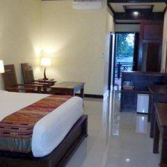 Отель Pon Arena Лаос, Остров Кхонг - отзывы, цены и фото номеров - забронировать отель Pon Arena онлайн комната для гостей фото 2