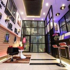 48Metro Hotel Bangkok Бангкок интерьер отеля фото 3