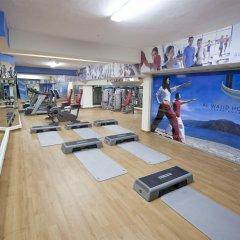 Hotel Al Walid фитнесс-зал