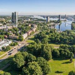 Отель Bellevue Park Riga Рига фото 8