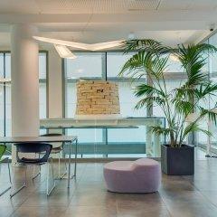 Отель Camplus Living Bononia интерьер отеля фото 3