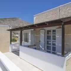 Отель Margarita Studios Греция, Остров Санторини - отзывы, цены и фото номеров - забронировать отель Margarita Studios онлайн балкон