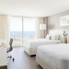 Отель Marriott Stanton South Beach комната для гостей фото 3