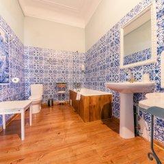 Отель Casinha Das Flores Лиссабон бассейн