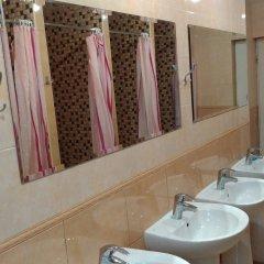 Гостиница Мини-отель ТарЛеон в Москве 11 отзывов об отеле, цены и фото номеров - забронировать гостиницу Мини-отель ТарЛеон онлайн Москва ванная
