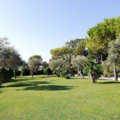 Отель Villa Belvedere Degli Ulivi Озимо спортивное сооружение