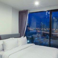 Отель Niche Mono Sukhumvit 50 By Ariva Бангкок комната для гостей