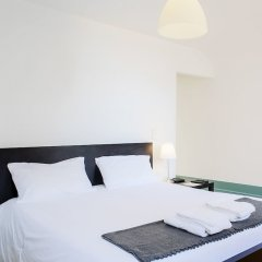 Апартаменты B.Places Apartments сейф в номере