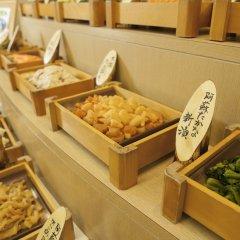 Отель Kyukamura Minami-Aso National Park Resort Villages Of Japan Минамиогуни питание фото 3